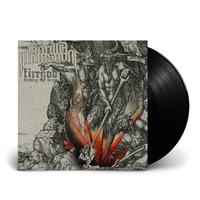 GORILLA MONSOON - Firegod - Feeding The Beast [BLACK] (LP)