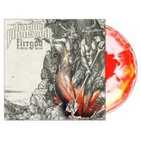 GORILLA MONSOON - Firegod - Feeding The Beast [FIRE] (LP)