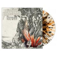 GORILLA MONSOON - Firegod - Feeding The Beast [SPLATTER] (LP)