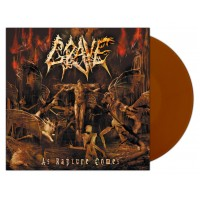 GRAVE - As Rapture Comes [EMP BROWN] (LP)