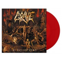 GRAVE - As Rapture Comes [RSD RED] (LP)