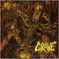 GRAVE - Dominion VIII [GREEN - 2019] (LP)