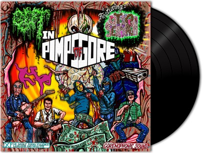 "GUT - Pimps of Gore (ltd. 7"")"