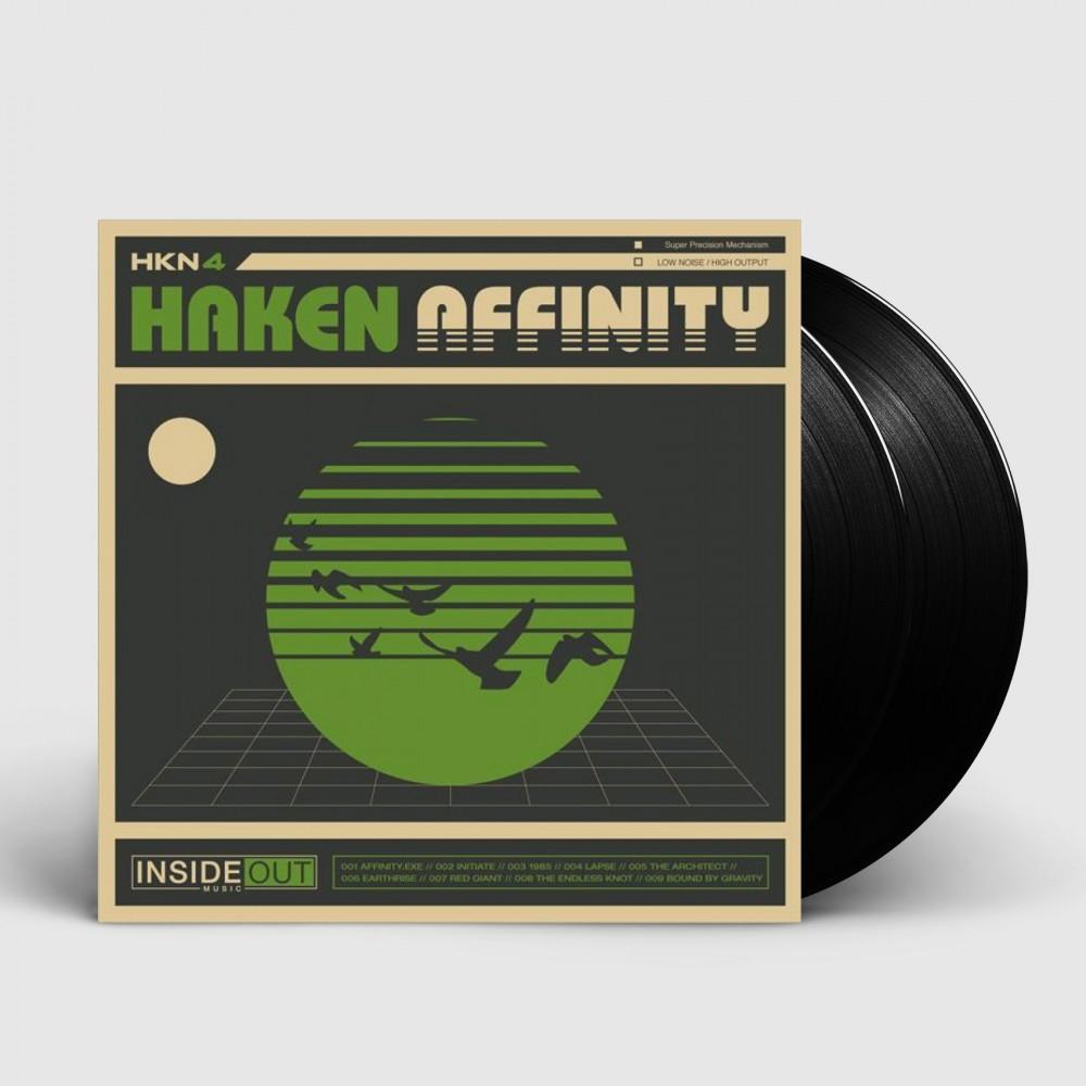 HAKEN - Affinity [BLACK] (DLP)