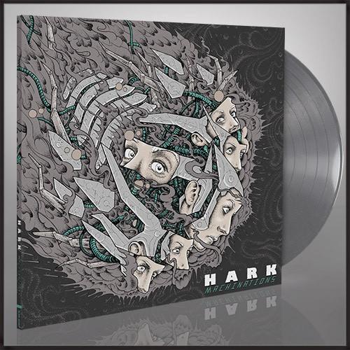 HARK - Machinations [SILVER] (LP)