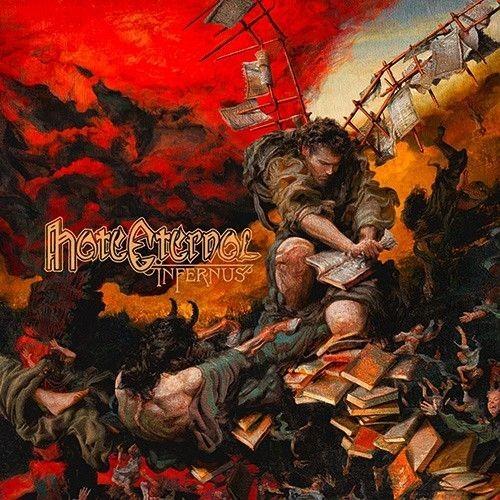 HATE ETERNAL - Infernus [ORANGE Vinyl] (LP)