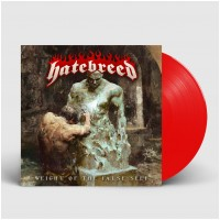 HATEBREED - Weight of the false self [RED] (LP)
