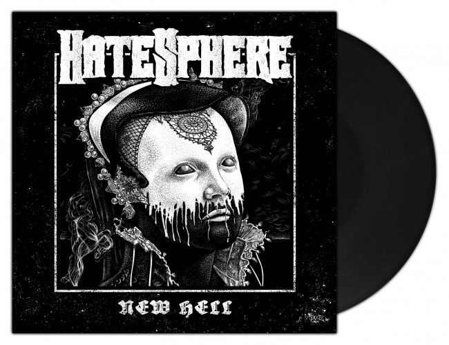 HATESPHERE - New Hell [BLACK] (LP)