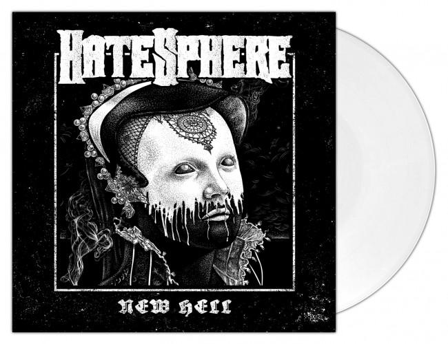 HATESPHERE - New Hell [WHITE] (LP)