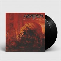 HEATHEN - Empire of the blind [BLACK] (DLP)