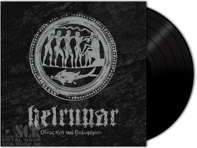 HELRUNAR / ARSTIDIR LIFSINS - Fragments - Split [Gatefold-LP] (LP)
