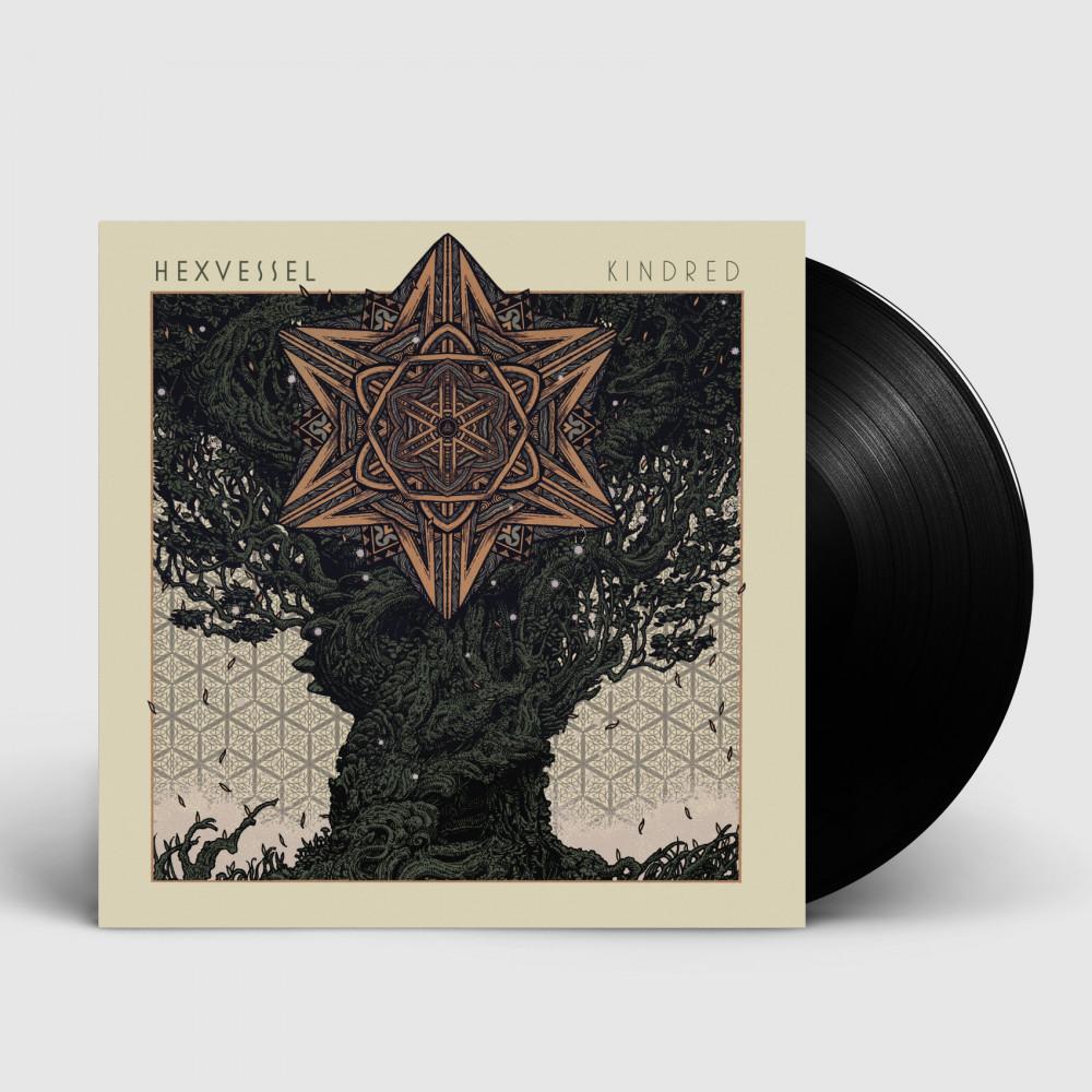 HEXVESSEL - Kindred [BLACK] (LP)