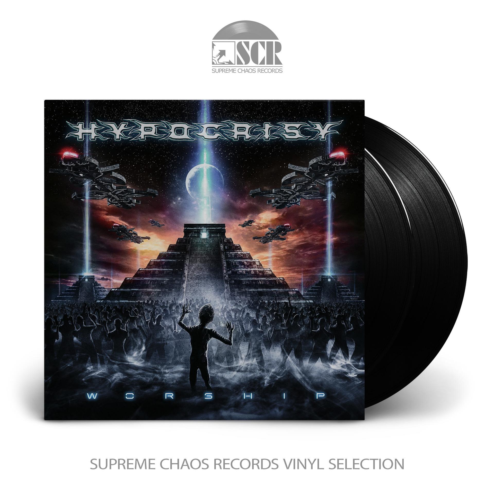 HYPOCRISY - Worship [BLACK] (DLP)