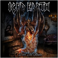 ICED EARTH - Enter The Realm [BLACK] (LP)
