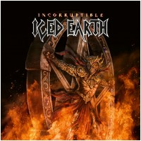 ICED EARTH - Incorruptible [BLACK] (DLP)