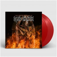 """ICED EARTH - Incorruptible [RED 2x10""""+CD ARTBOOK] (BOXLP)"""