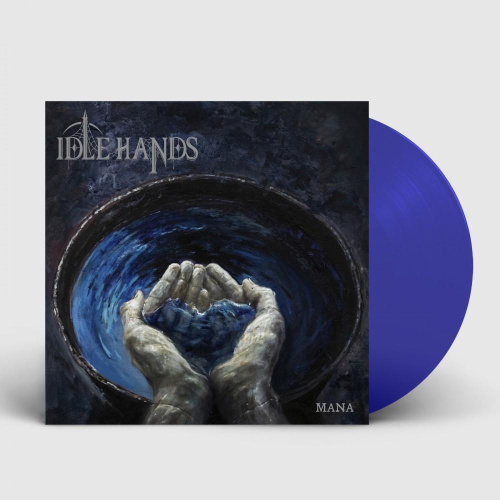 IDLE HANDS - Mana [BLUE] (LP)