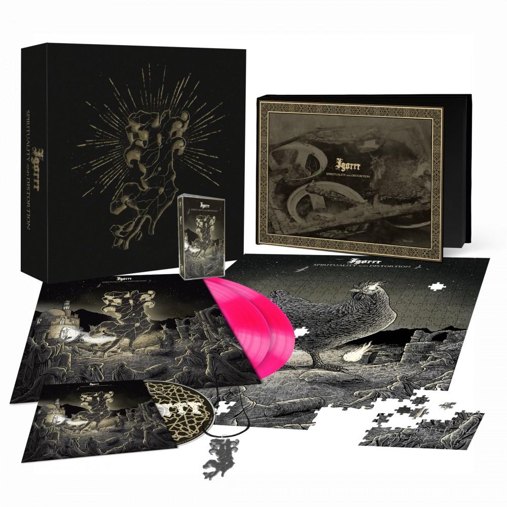 IGORRR - Spirituality and Distortion [PINK+CD+MC] (BOXLP)