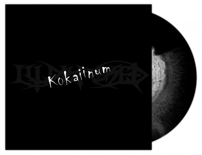 ILLDISPOSED - Kokaiinum [BLACK/WHITE] (LP)