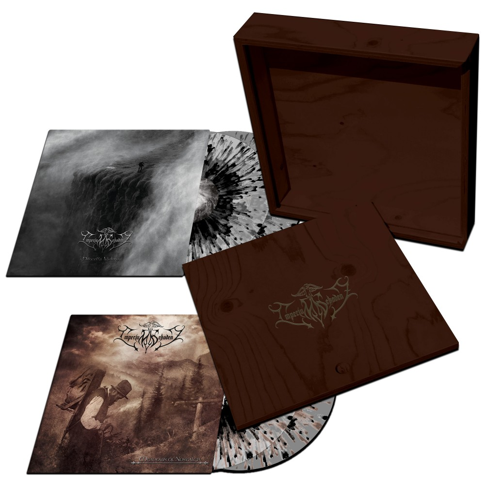 IMPERIUM DEKADENZ - Procella Vadens /  Meadows Of Nostalgia [WOODEN BOX] (BOXLP)