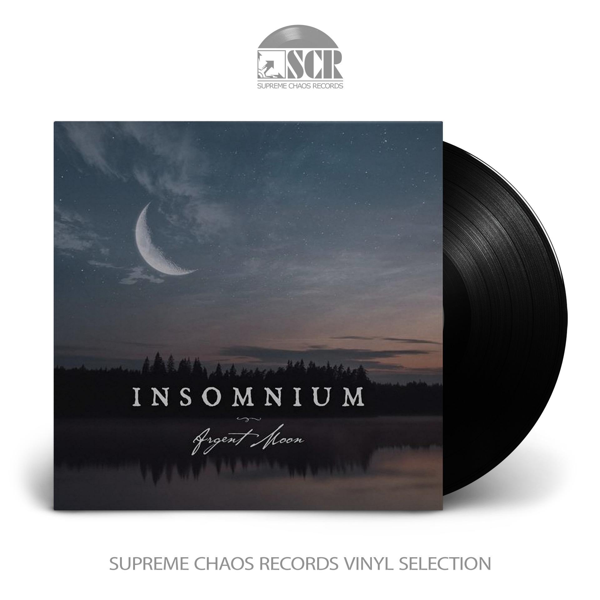INSOMNIUM - Argent Moon EP [BLACK] (LP)