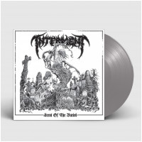 INTERMENT - Scent Of The Buried [SILVER] (LP)