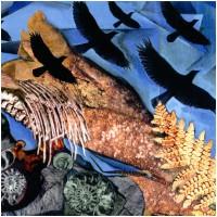 INTRONAUT - Prehistoricisms [BLACK] (DLP)