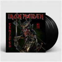 IRON MAIDEN - Senjutsu [BLACK] (3LP)
