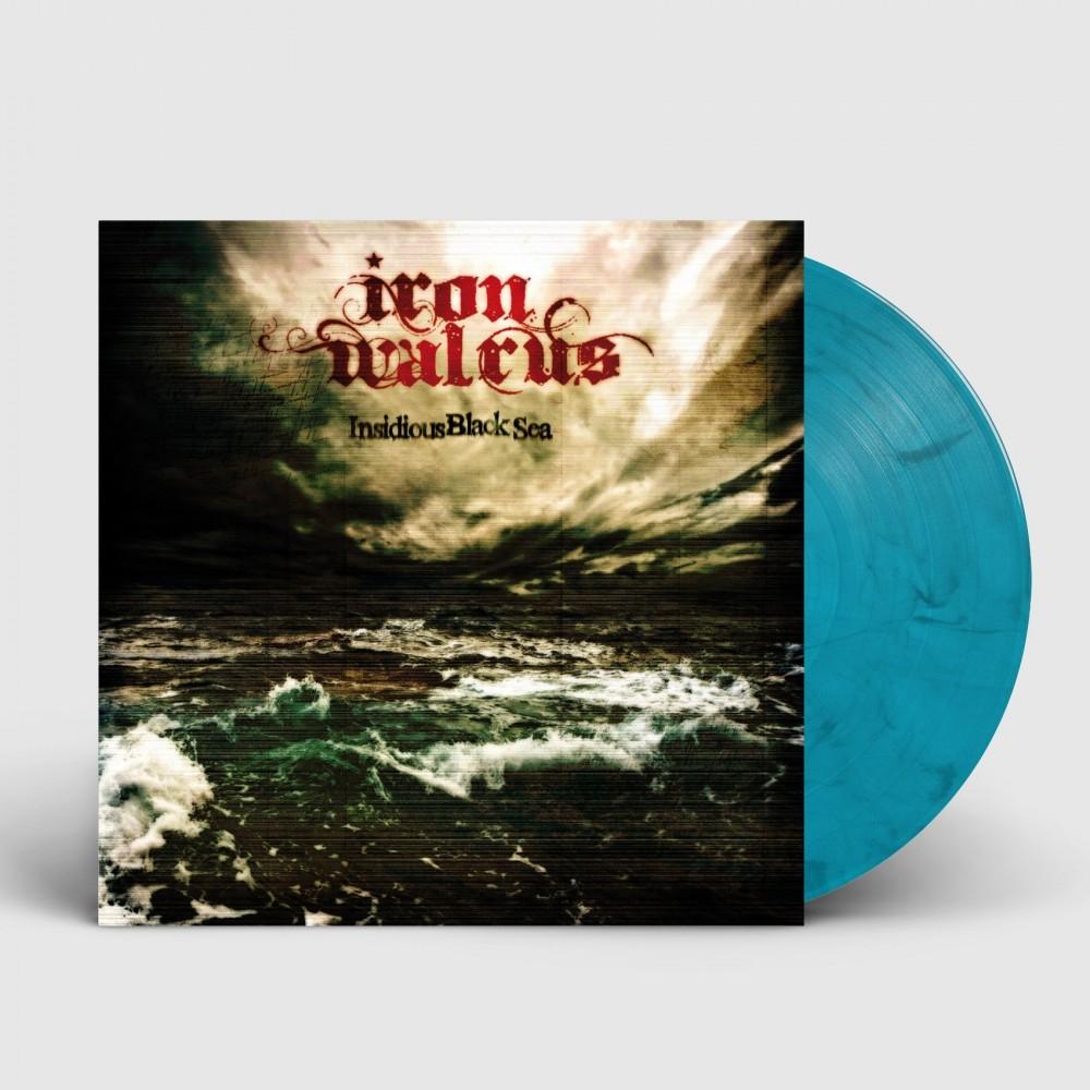 IRON WALRUS - Insidious Black Sea [CLEAR/BLUE] (LP)