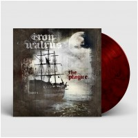 IRON WALRUS - The Plague [RED/BLACK] (LP)