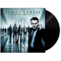 JAMES LABRIE - Static Impulse [Ltd.BLACK LP+CD] (LP)