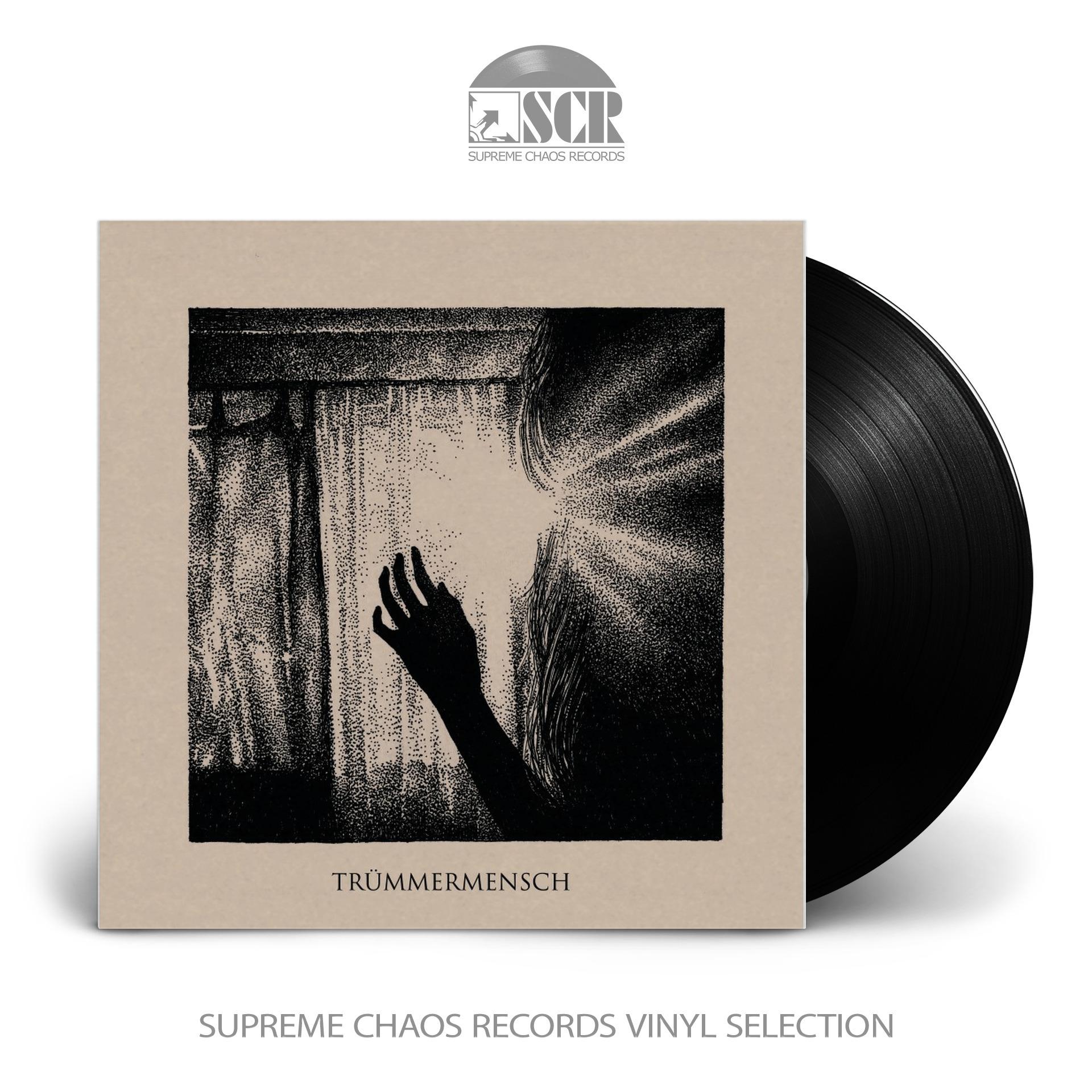 KARG / SCHATTENLICHT - Split [BLACK] (LP)