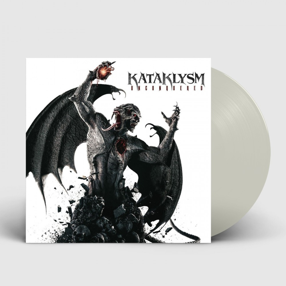 KATAKLYSM - Unconquered [GLOW IN THE DARK] (LP)
