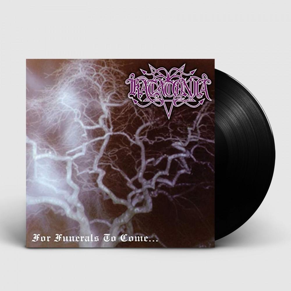 KATATONIA - For Funerals To Come [BLACK] (LP)