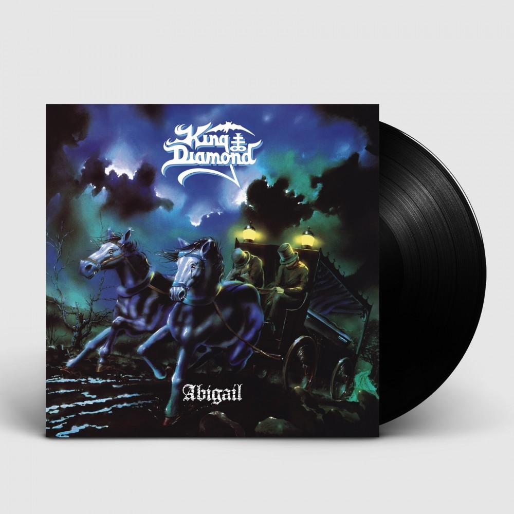 KING DIAMOND - Abigail [BLACK] (LP)