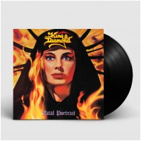 KING DIAMOND - Fatal Portrait [BLACK] (LP)