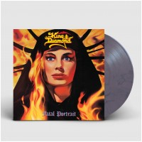 KING DIAMOND - Fatal Portrait [BLUE/RED] (LP)