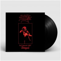 KING DIAMOND - In Concert 1987 - Abigail [BLACK] (LP)