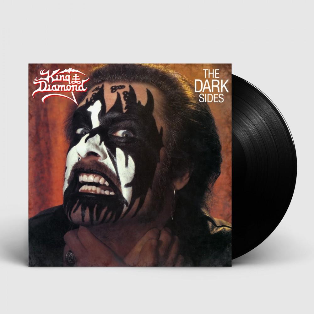 KING DIAMOND - The Dark Sides [BLACK] (LP)