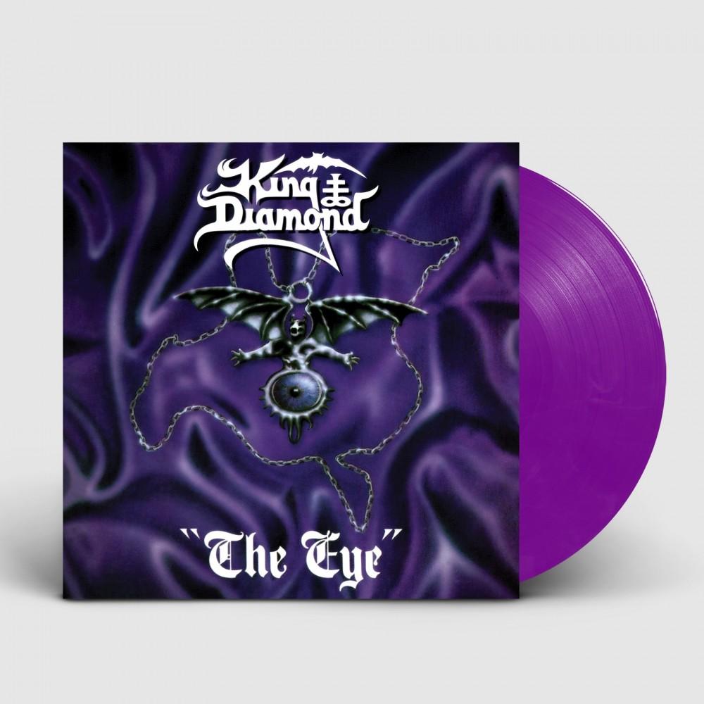 KING DIAMOND - The Eye [AUBERGINE] (LP)
