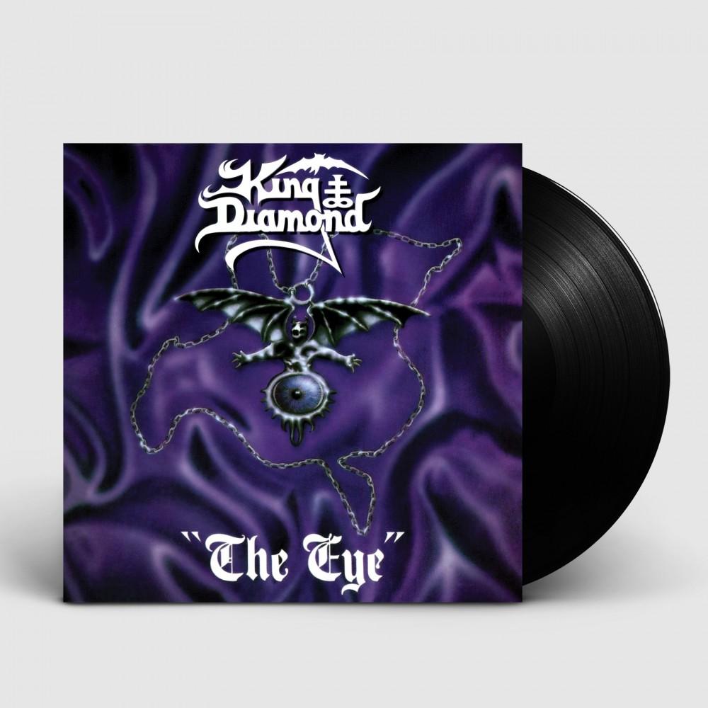 KING DIAMOND - The Eye [BLACK] (LP)