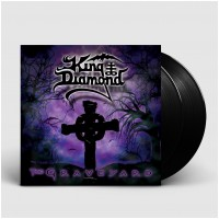 KING DIAMOND - The Graveyard [BLACK] (DLP)