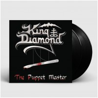 KING DIAMOND - The Puppet Master [BLACK] (DLP)