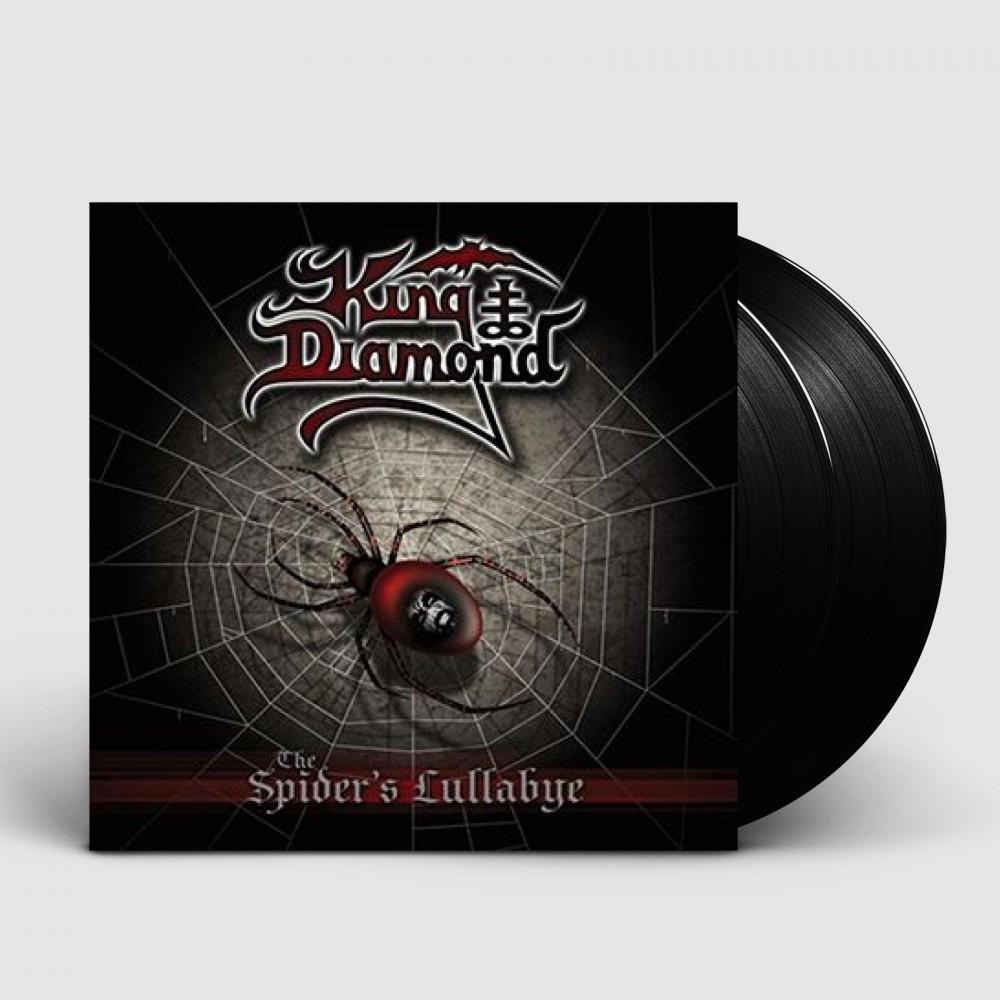 KING DIAMOND - The Spider's Lullabye [BLACK] (DLP)