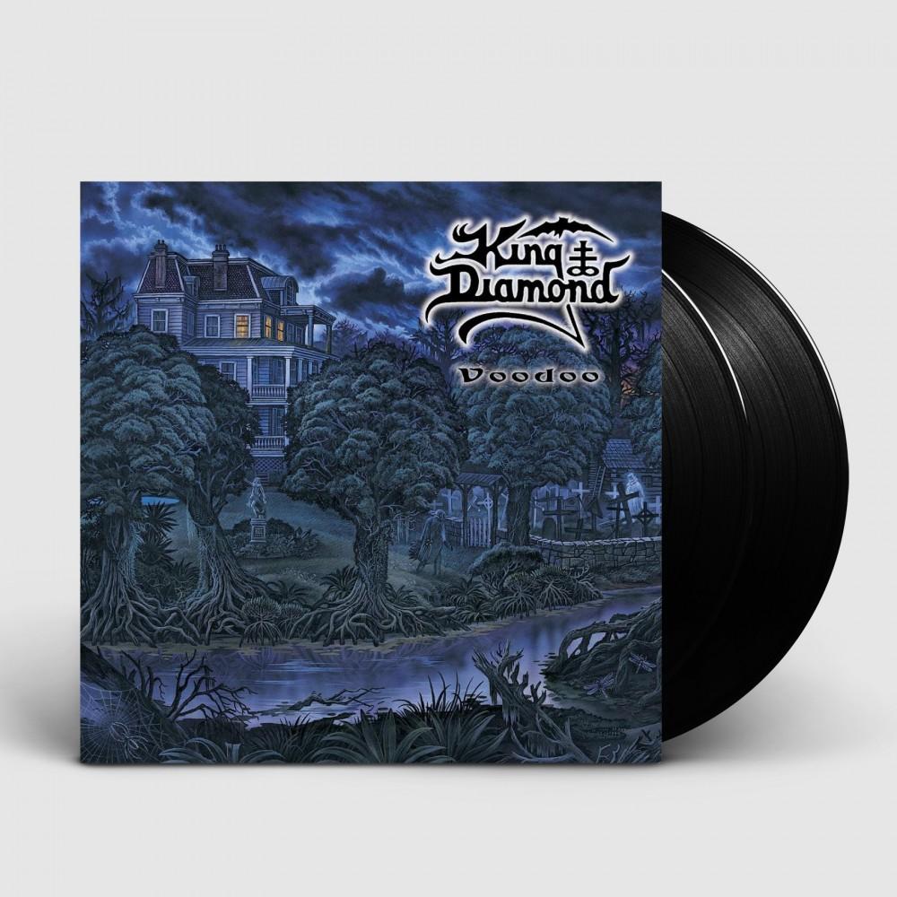 KING DIAMOND - Voodoo [BLACK] (DLP)