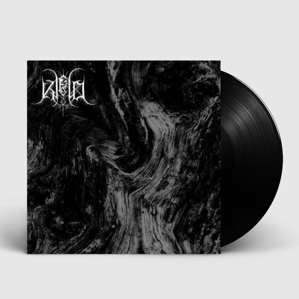 KJELD - De Tiid Hâldt Gjin Skoft [BLACK] (LP)