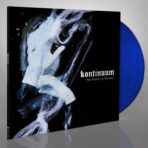 KONTINUUM - No Need To Reason [BLUE] (LP)