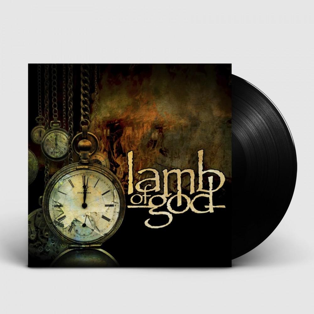 LAMB OF GOD - Lamb Of God [BLACK] (LP)