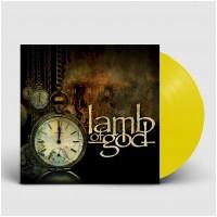 LAMB OF GOD - Lamb Of God [YELLOW] (LP)
