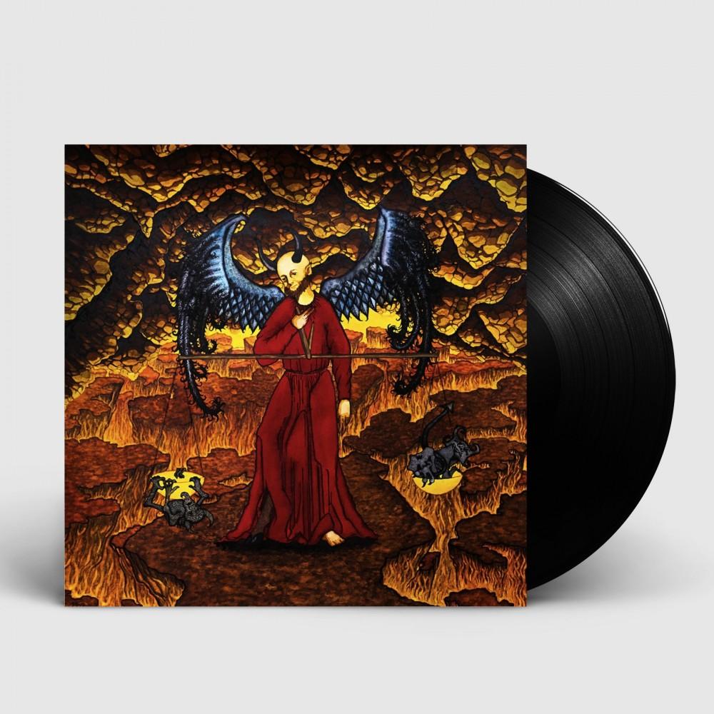 LIGFAERD - Dagen For Os - Natten For Eder [BLACK] (LP)